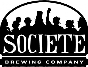 Growler of The Butcher from Societe Brewing Company